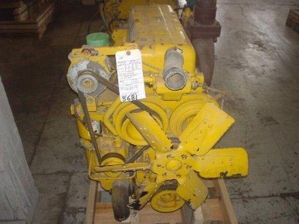 Motor für Detroit 4-53 N Andere Baumaschinen