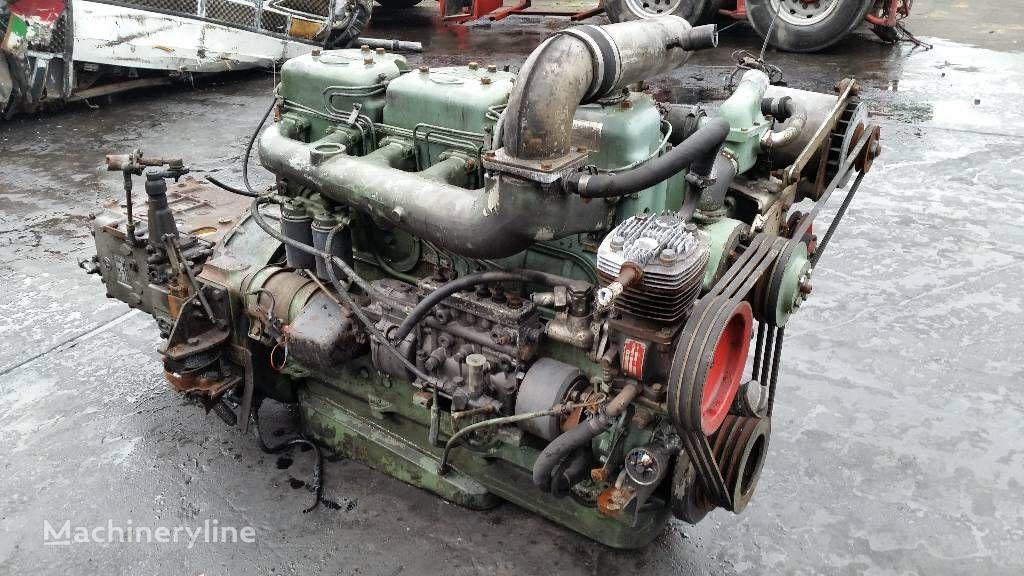 Motor für HANOMAG henschel 3 6.80 Radlader