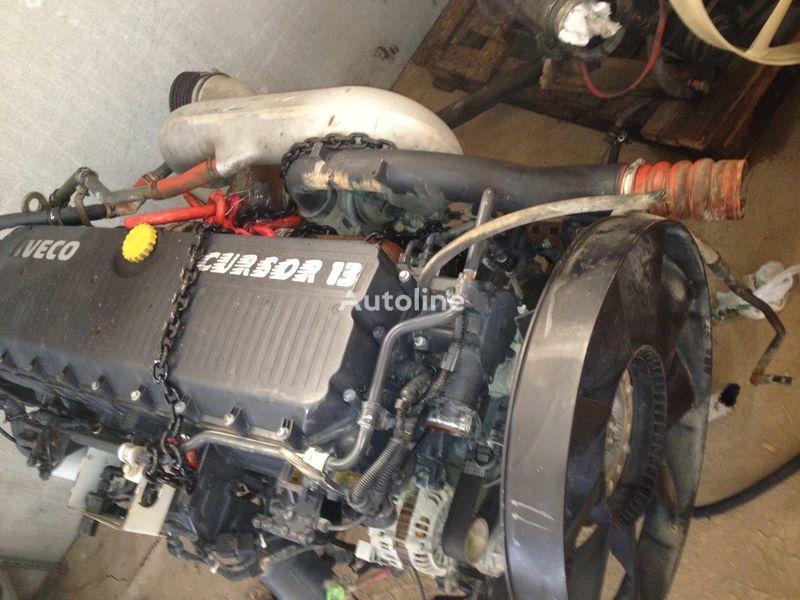 Iveco F3BE0681 E3 von PS 440/480/540 Cursor 13 Motor für IVECO Cursor/Stralis/Trakker Euro 3 S44-S48-S54  LKW