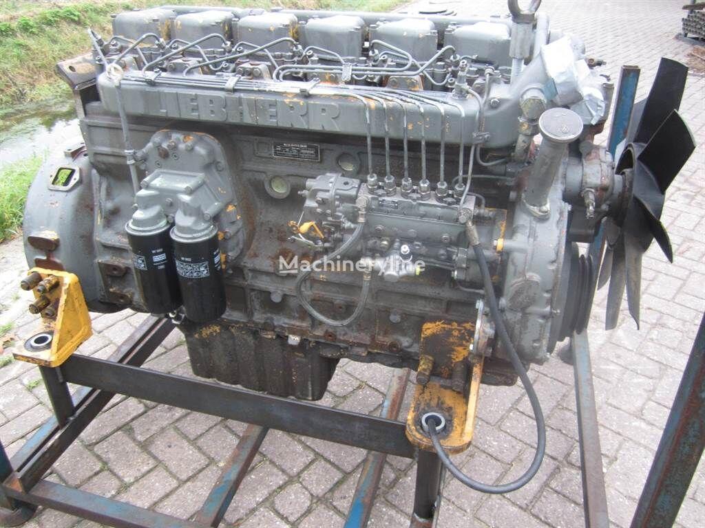 Motor für LIEBHERR D926NA Andere Baumaschinen
