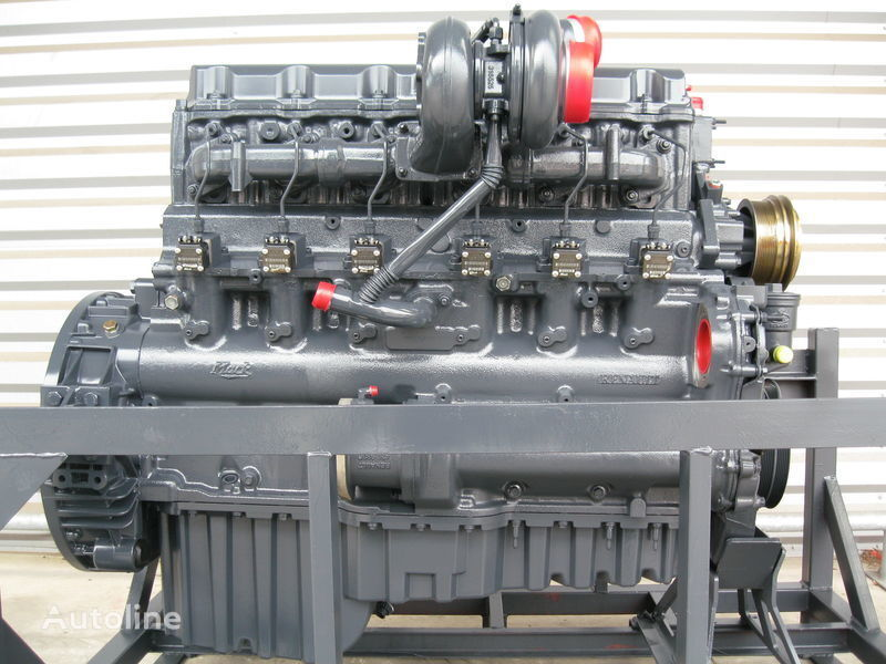 MACK E TECH Motor für SISU E-TECH480 LKW
