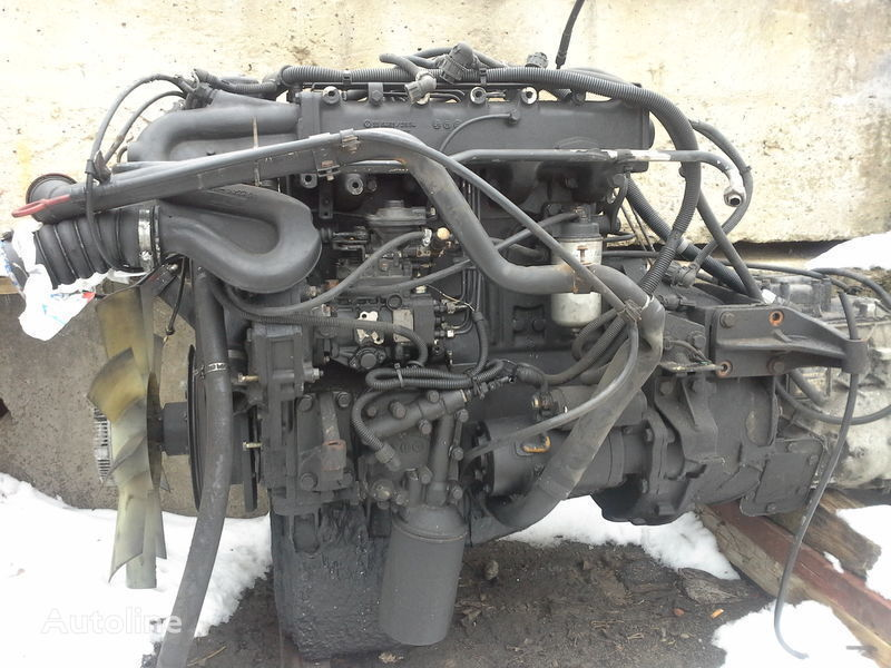 Motor MAN 4.6l 163 k.s 114kv prostoy turbo-dizel 440 tis. Motor für MAN LKW