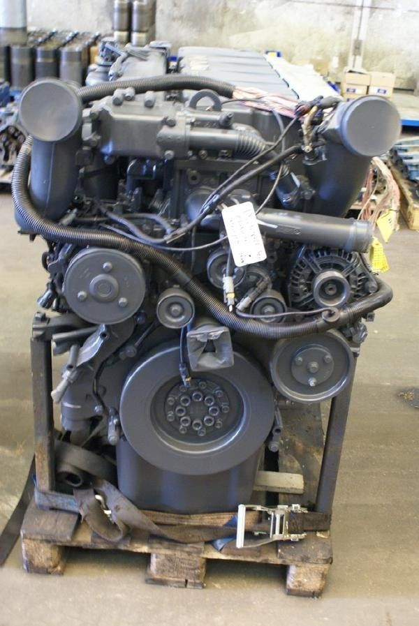 Motor für MAN D2066 LF 36 01/2/3/4/6/7/11/12/13/14/17/18/19/20 Andere Baumaschinen