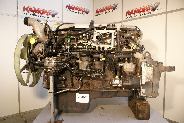 Motor für MAN D2066 LF01 Sattelzugmaschine