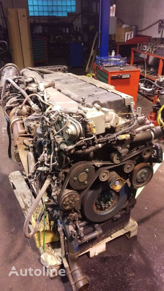 MAN D2676LF Motor für MAN TGX LKW