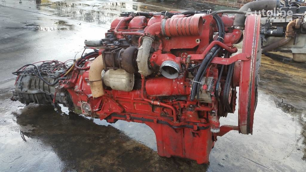Motor für MAN D2865 LKW
