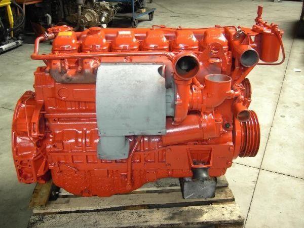 Motor für MAN D2866 LOH 01 2/3/6/7/9/20/23/28 Andere Baumaschinen