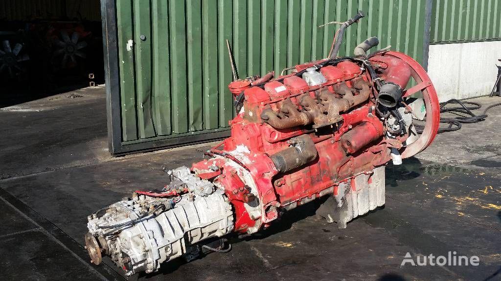Motor für MAN D2866F LKW