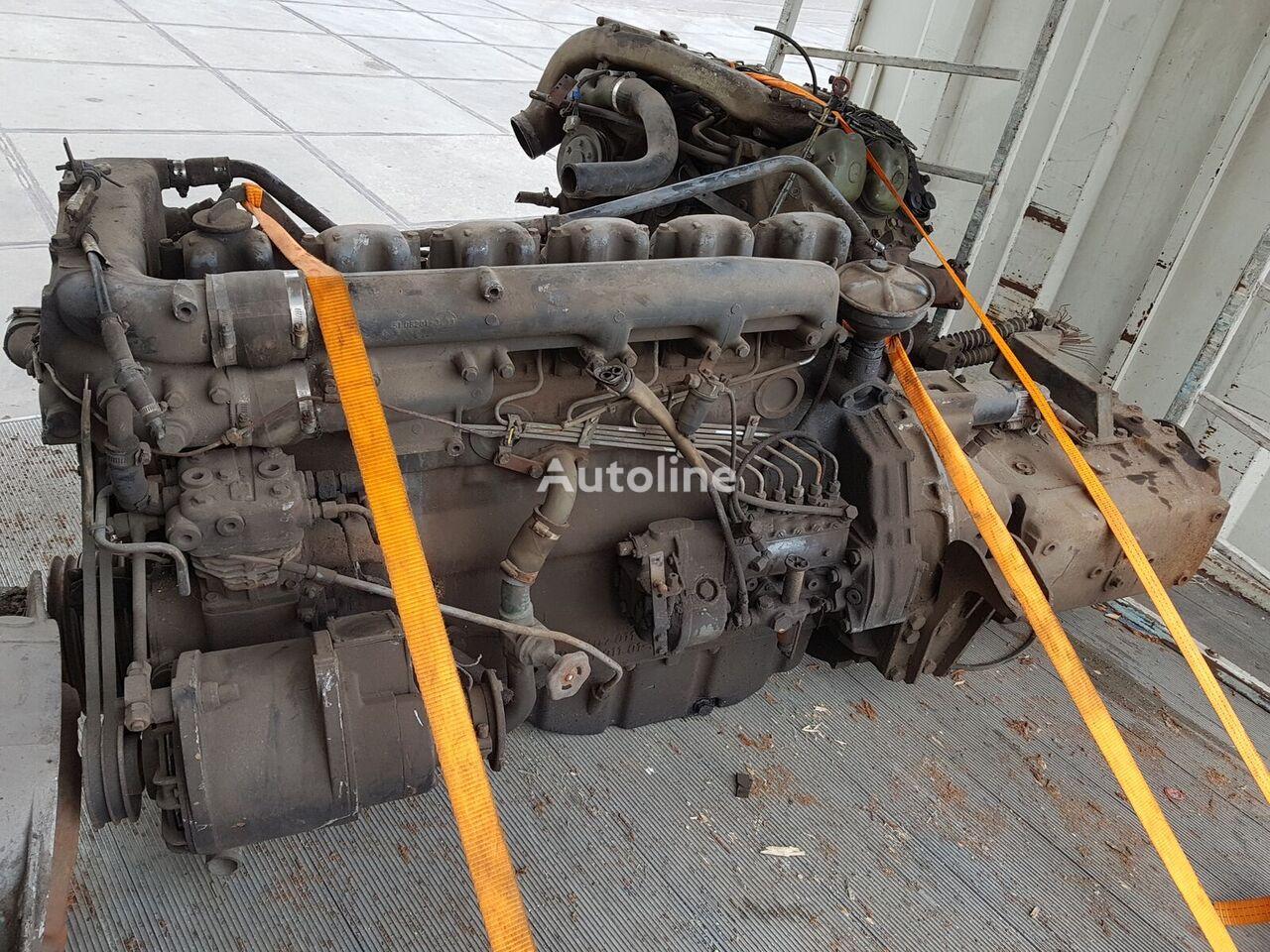 MAN + Gearbox ZF Motor für MAN LKW