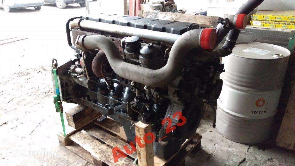 MAN Kompletny 340tys km Motor für MAN TGX EURO 5 440  LKW