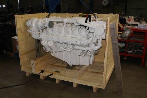 Motor für MAN RECONDITIONED ENGINES LKW