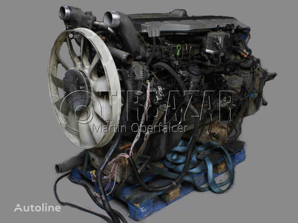 Motor für MAN motor 480 HP EURO 4 LKW