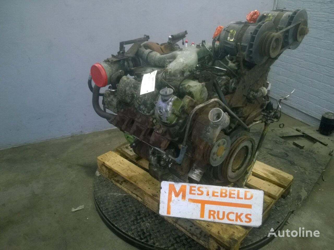 Mercedes Benz OM421A Motor für MERCEDES-BENZ Bus motor OM421A Bus