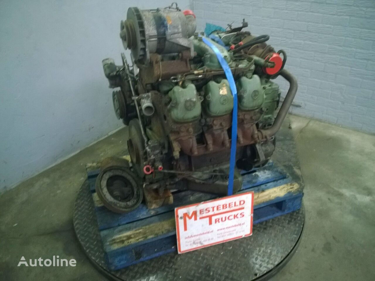 Motor für MERCEDES-BENZ Motor OM 421 A Bus