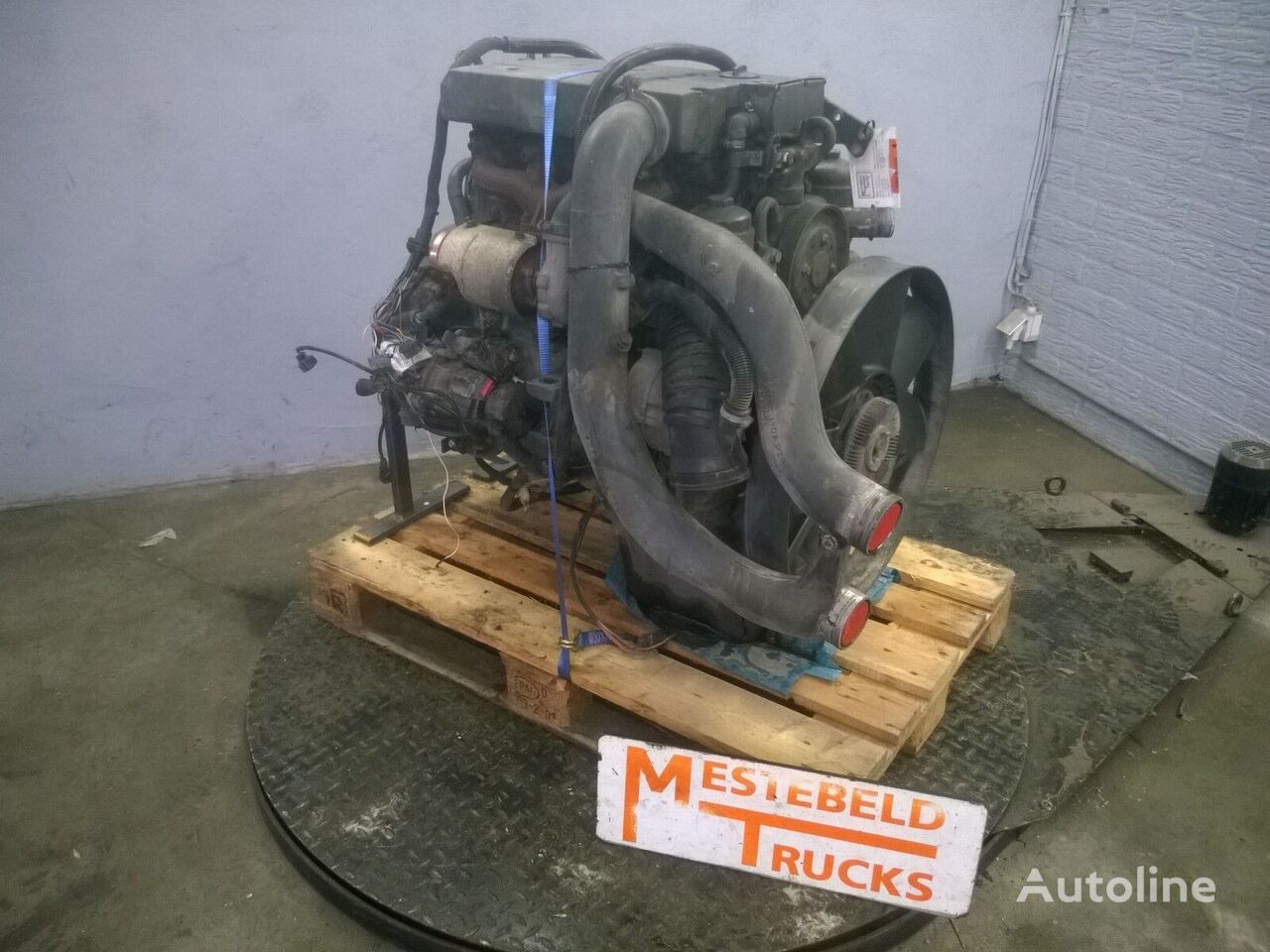 OM904 LA II Motor für MERCEDES-BENZ Motor OM 904 LA II/4 LKW