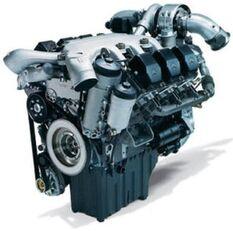 neuer MERCEDES-BENZ OM 501 Liebherr New (OM 501 LA) Motor für MERCEDES-BENZ Nutzfahrzeug