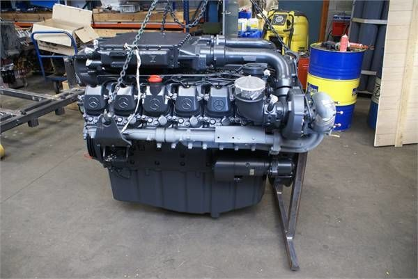 Motor für MTU 12V183 TE TB Andere Baumaschinen