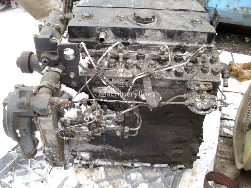 Verkauf Von Perkins Motoren F R Fuchs Bagger Aus Der