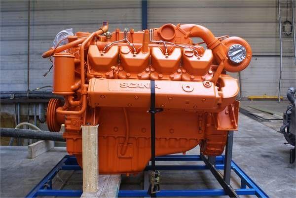 Motor für SCANIA DI14 Andere Baumaschinen