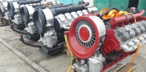 TATRA all types Motor für TATRA 815 LKW