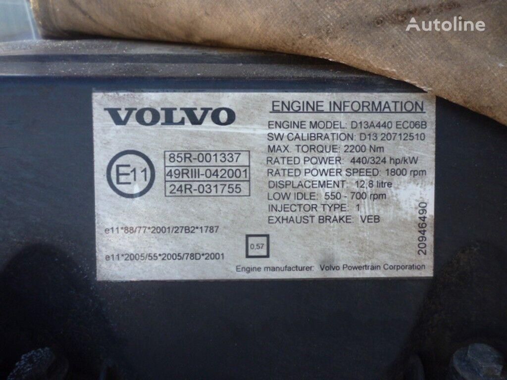 Volvo D13A440 ECO6B Motor für VOLVO LKW