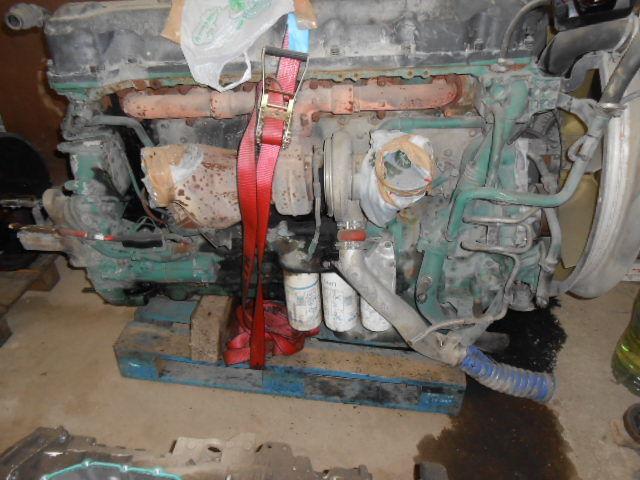 D13A480EC01 VOLVO ENGINE KW353/480 cm³ 12780 Motor für VOLVO FH13 440/480 Sattelzugmaschine