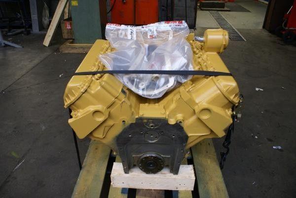 Motorblock für CATERPILLAR LONG-BLOCK ENGINES Bagger