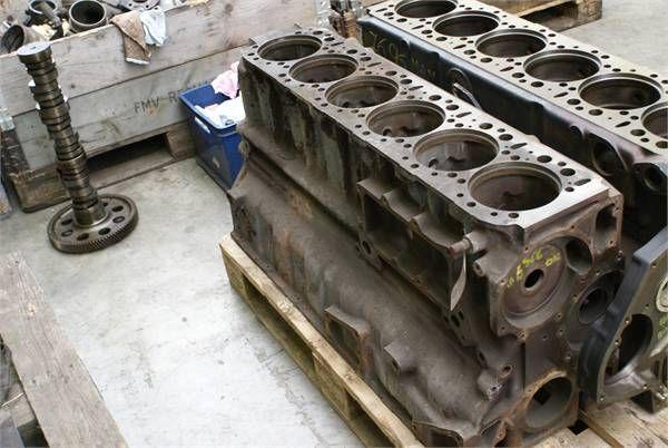 Motorblock für MAN D2566 MKF 280BLOCK Radlader