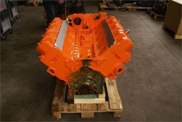 Motorblock für SCANIA DS14 LONG-BLOCK Andere Baumaschinen