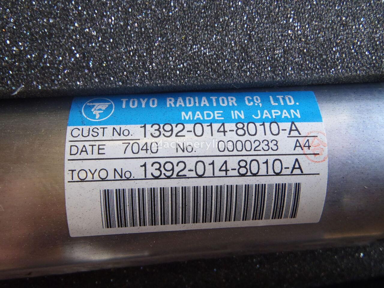 CASE Toyo 1392-014-8010-A Motorkühler für CASE CX240 Bagger
