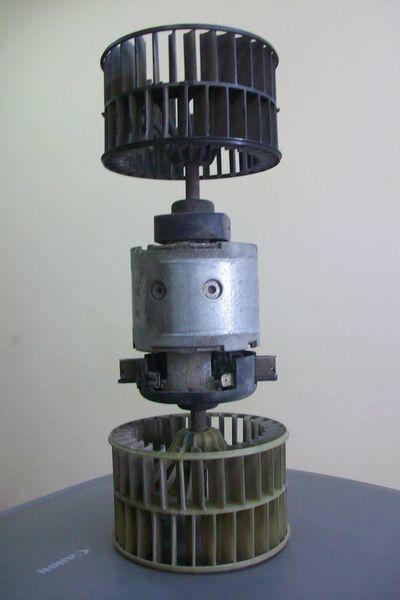 Motor pechki Radiator, Heizkörper für DAF XF,CF Sattelzugmaschine