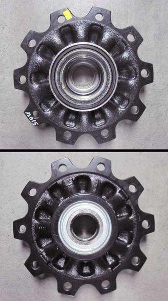 neuer SAF 3307116601.3307116600 Radnabe für Anhänger