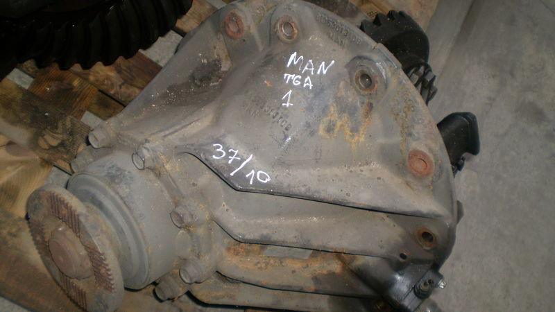 MAN HY-1350 Reduzierung für MAN TGA Sattelzugmaschine