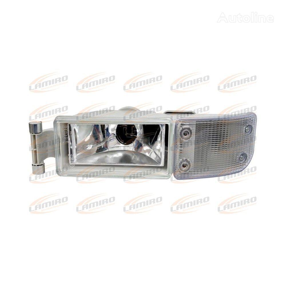 neue MAN FRONT BLINKER LAMP WHITE WITH FOG LAMP LH Rückleuchte für MAN TGA,TGL TGM (2008-2013) LKW