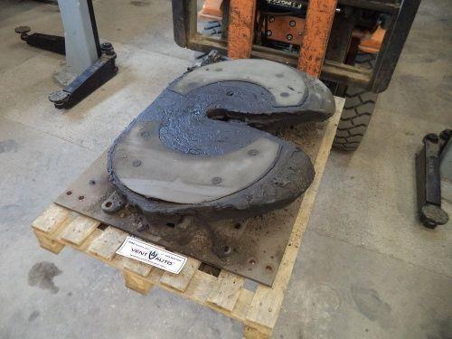Sattelkupplung für DAF XF 105 Sattelzugmaschine