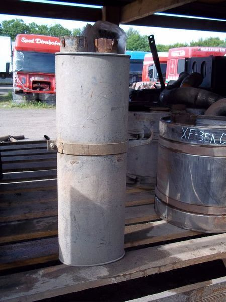 Schalldämpfer für MAN 18 LKW