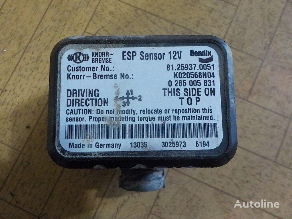 Sensor,datchik ESP Sensor für MAN LKW