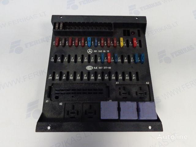 HELLA protection fuse box 0015430615,0015433115,8JE007377-01,8JE007377 Sicherungskasten für MERCEDES-BENZ Sattelzugmaschine