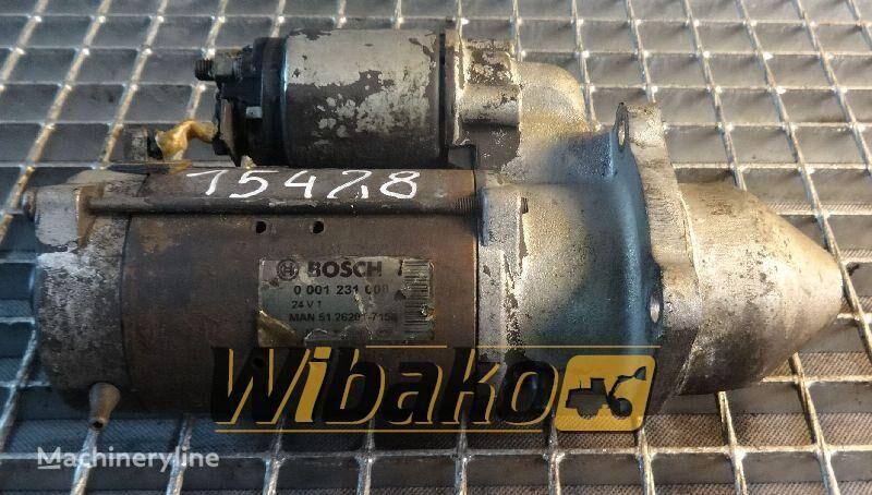Starter Bosch 0001231008 Starter für 0001231008 Andere Baumaschinen