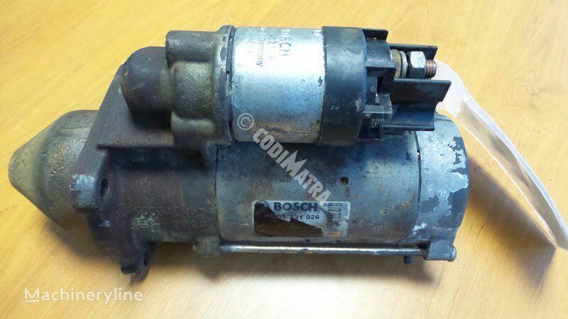 Starter für CASE WX150 Bagger