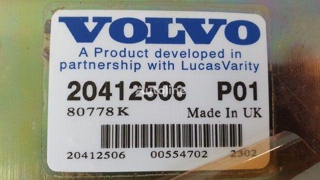Steuereinheit für VOLVO L180 / A40 / EC460 / FH12 LKW