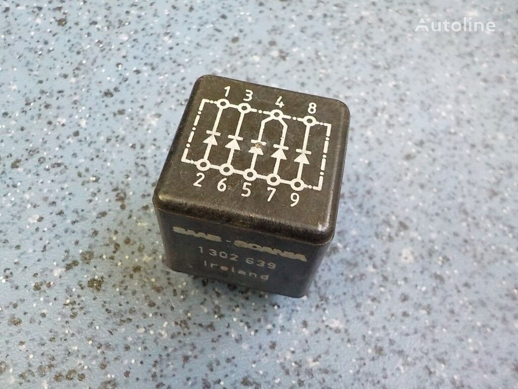 Blok elektronnyy (diodnyy blok) Steuereinheit für LKW