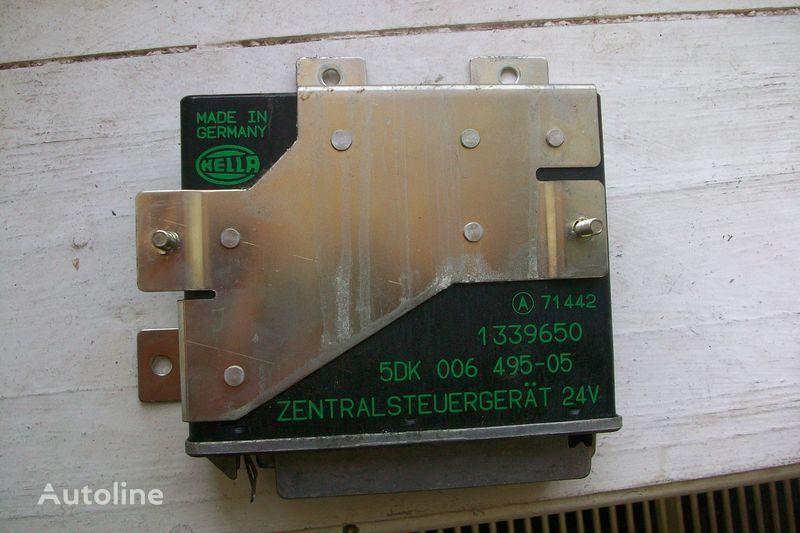 Centralnyy blok upravleniya elektronikoy 5DK 006 495-05 Steuereinheit für DAF Sattelzugmaschine