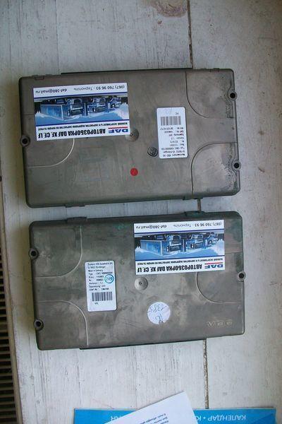 1364166 Siemens Steuereinheit für DAF Sattelzugmaschine
