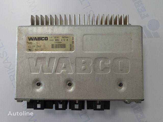 WABCO 4460044120 , 4460044140 Control unit 131568 44460044120 , 4460044140 (WORLDWIDE DELIVERY) Steuereinheit für DAF 105 XF Sattelzugmaschine