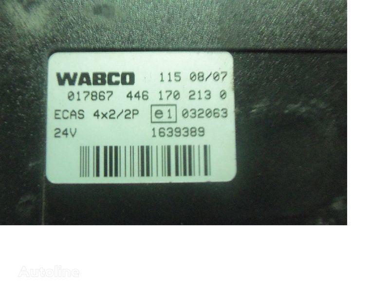DAF 105 XF, ECAS electric control unit 1639389; 1657855, 1657854, 1686733, 1732019 Steuereinheit für DAF 105XF Sattelzugmaschine