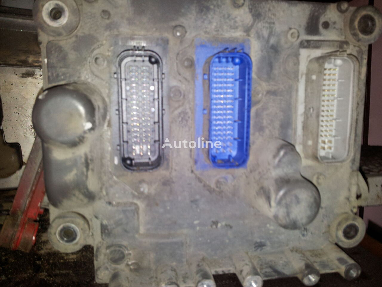 DAF 105XF EURO5 electronic control unit ECU EDC engine managment, engine control unit, DMCI 1679021; 1684367, 1664539, 1679021, 1684367, 1887331 Steuereinheit für DAF 105XF Sattelzugmaschine