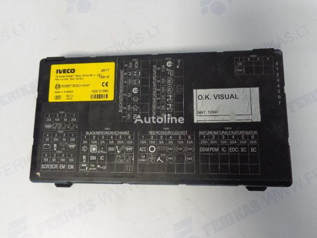 ROBERT BOSCH GmbH multiplex body computer 504276228, 504134192 (WORLDWIDE DELIVERY) Steuereinheit für IVECO STRALIS Sattelzugmaschine