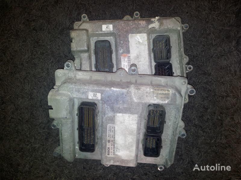 MAN engine computer EDC 440PS D2066LF36 ECU BOSH 0281020067 EURO4, 51258037544, 51258037563, 51258037834, 51258037674, 51258337008 Steuereinheit für MAN TGX Sattelzugmaschine