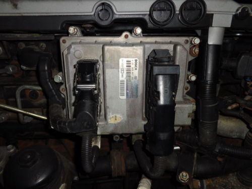 MAN EDC 440PS D2066LF36 ECU BOSH 0281020067 EURO4 Steuereinheit für MAN TGX Sattelzugmaschine